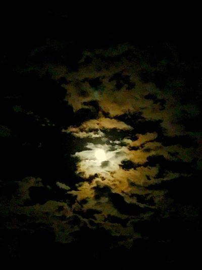 "The 🌙BEAUTY IN NATURE AND LIGHTING UP OUR WORLD. Night No people Cloud - Sky Silhouette Reflection Perfection  ""Moon Lit Night""outer space beauty of the clouds ☁️ & light 💡 of the MOON 🌙 season Autumn 🍂 in Oklahoma The Moon can be SEEN by ALL! We are All 👀 looking at the Same Moon 🌙 and 🌌 Astronomy Outdoors Space Close-up Mother Moon Nature Night Time Photography original photo in Urban view Tranquility lighting of the sky and earth 🌏 EyeEmNewHere Lost In The Landscape EyeEmNewHere EyeEmNewHere Discover Berlin"