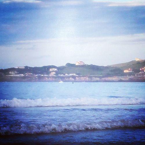Beach España Mar Cantabrico Gijón Playasdeasturias Playadesanlorenzo Life Is A Beach