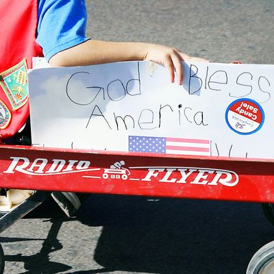 Text Person Outdoors People One Person Close-up American Flag America Americana American Kid  Godblessamerica USA Boyscouts Boyscout Radioflyer Redwagon Color Redwhiteandblue Redwhiteblue Patriotism Patriotic Patriotic, Patriot, Flag, American Flag, Honor, Respect