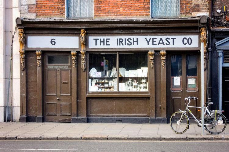 The Irish Yeast