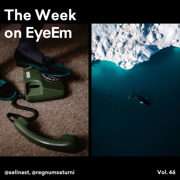 """There is no reality without interpretation."" – E.H. Gombrich ⚡️Refresh your perspective today with our team's weekly round up of remarkable content → https://www.eyeem.com/blog/the-week-on-eyeem-46-2018"
