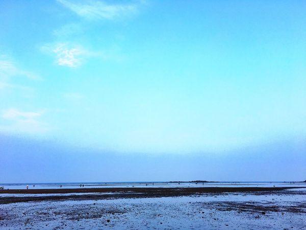 是海还是雪