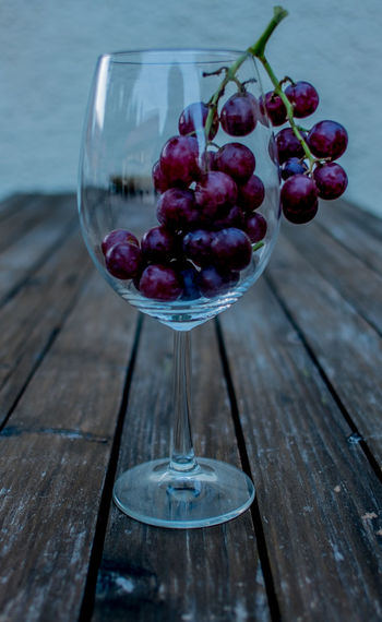 Alcohol Close-up Day Drink Drinking Glass Focus On Foreground Food Food And Drink Freshness Fruit Grape Healthy Eating High Angle View Nature No People Outdoors Table Wine Not Wineglass Wood - Material EyeEmNewHere