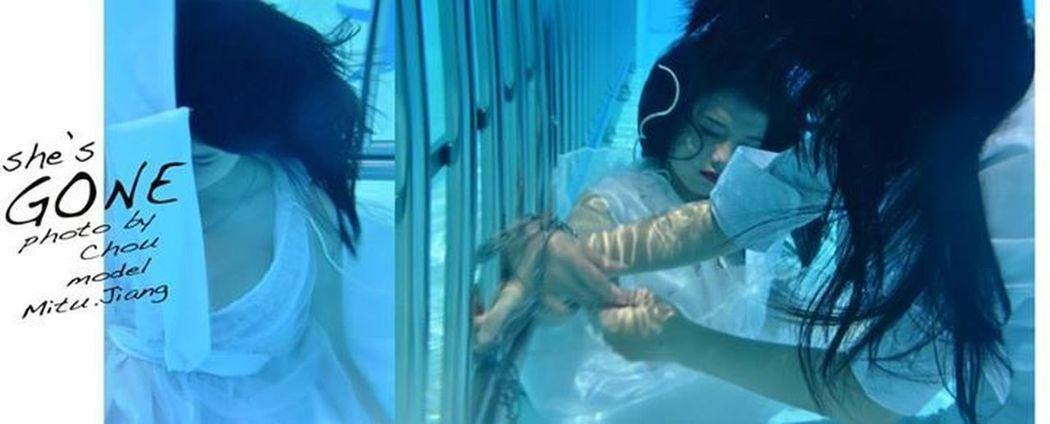 Underwater Photography Haloween Horrors Danger Zone Just Imagine She Gone Viet Nam