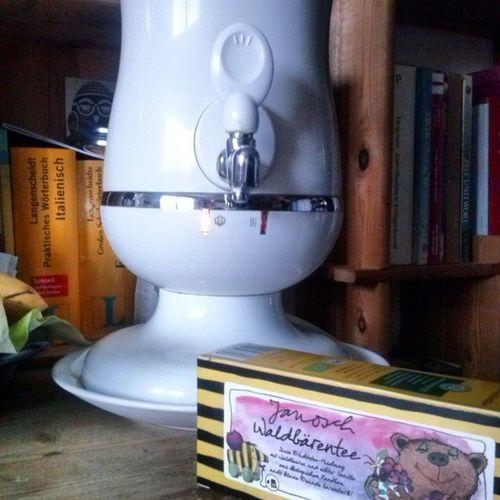 Teatime Samowar
