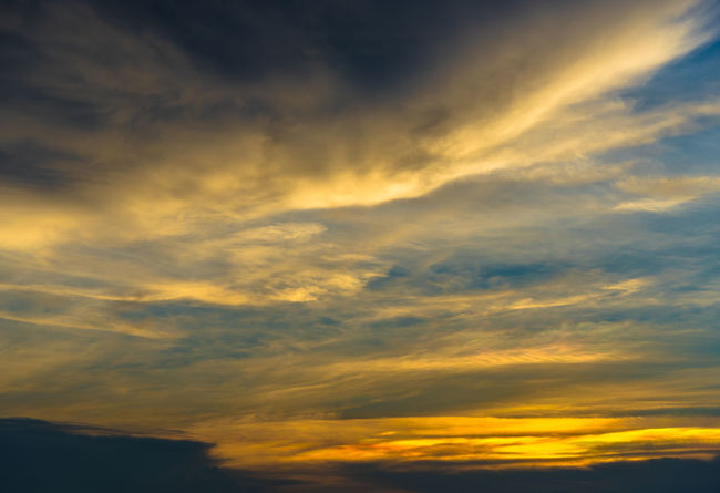Nice dramatic sky Atmosphere Beauty In Nature Climate Cloud - Sky Clouds Day Dramatic Sky Dramatic Sky Evening Evening Light Evening Sky Nature Nature No People Orange Color Outdoors Scenics Sky Sky And Clouds Sky Scape Sunset Tranquil Scene Weather