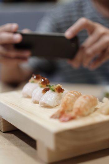 Sushi desu