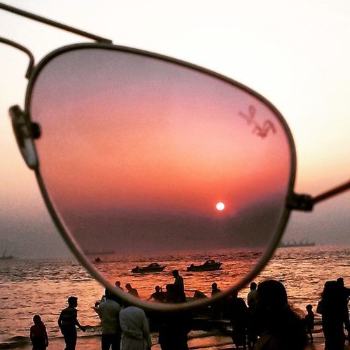 Rayban Shade Sun Sea People Outoftown Picture ThisIsHowISee Thisiswhatisee ;)