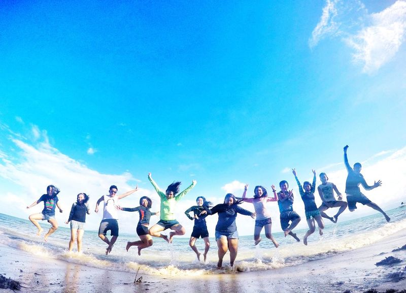 Jump People And Places Its More Fun In The Philippines Travelphotography Goprophotography Thegrind Itchyfeet Travelph