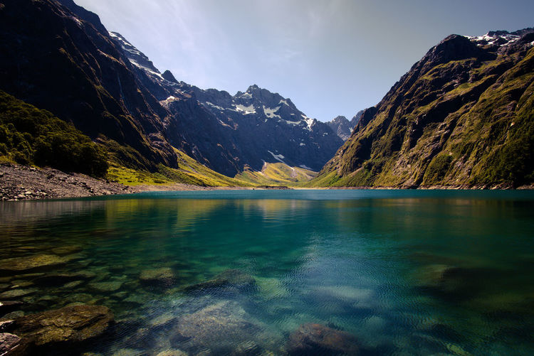 Marian lake new zealand