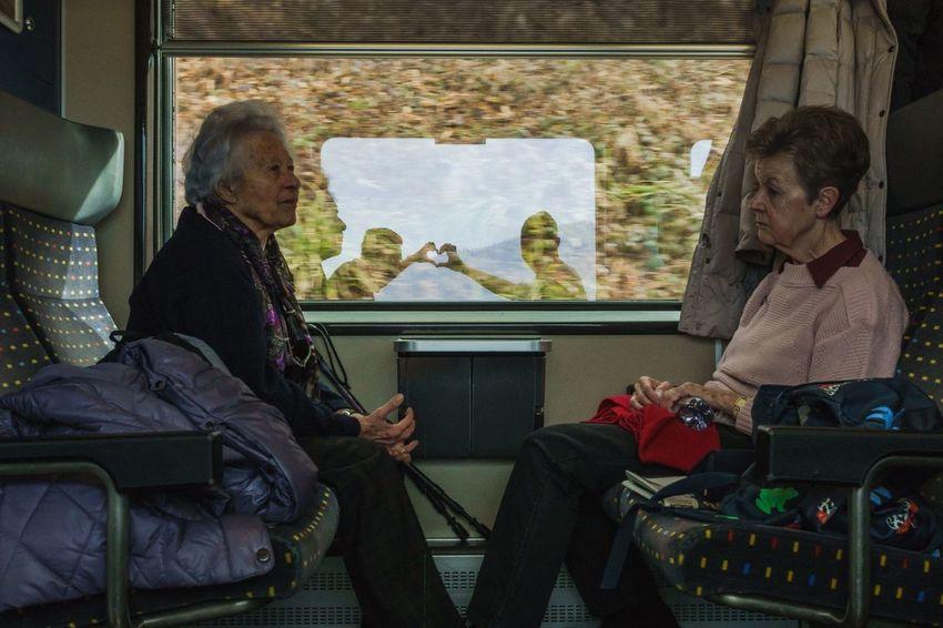 Travel Train The Traveler - 2018 EyeEm Awards The Street Photographer - 2018 EyeEm Awards