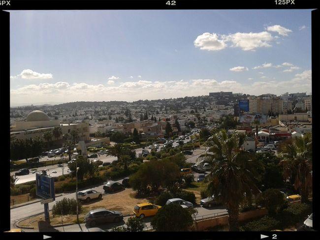 vue Menzeh6 de la clinique Farabi Ilovetunisia Tunisie #inchallahlabess