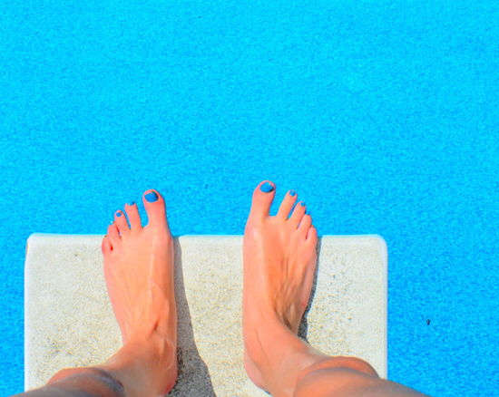 Summer Views Swimming Pool Diving Board Lewisburg, Ohio United States The Essence Of Summer