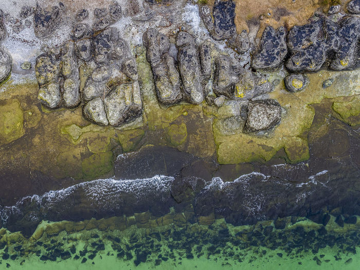 Drone  Perspectives On Nature Sweden Aerial View Day Dronephotography Nature No People Outdoors Rock - Object Sweden Nature Water