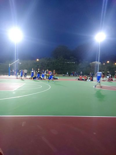 系際盃 Excercising Basketball Game Getting In Touch Competition Rock'n'Roll People Watching