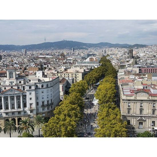 Barcelona Larambla SPAIN España hola