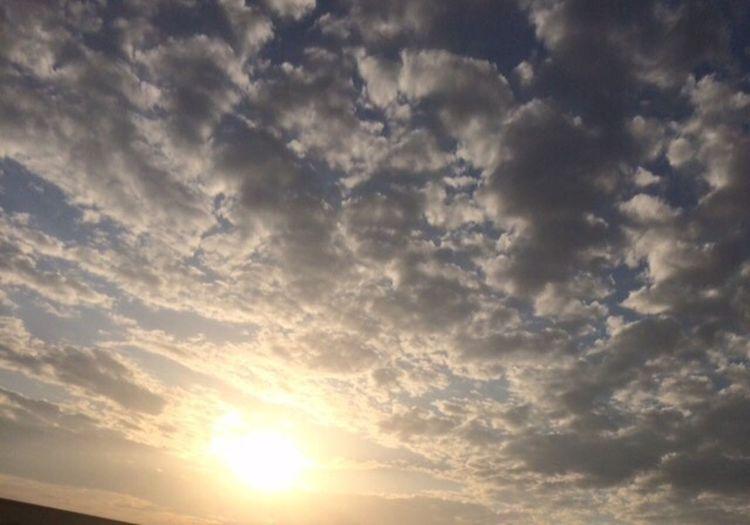 Clouds Sky Cloud - Sky Sun Fleecy Clouds Fleecy Cloud