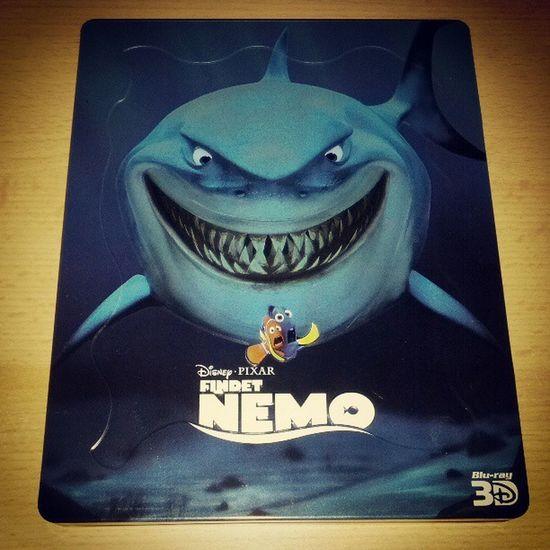 Willkommen in meiner Sammlung Nemo Bluray Steelbook 3D Findetnemo findingnemo disney