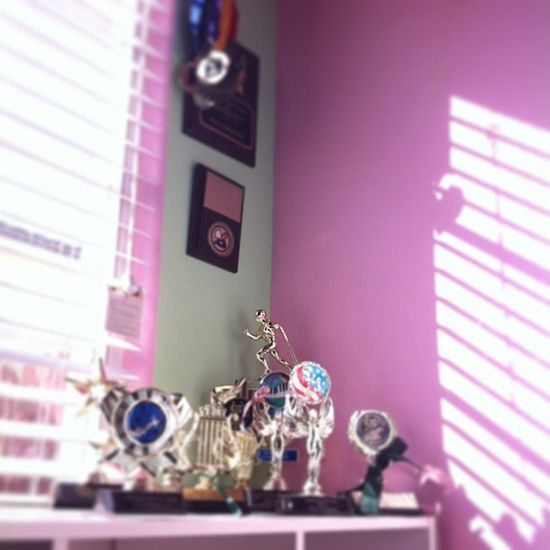 My favorite award 😘⚾🏆 Trophy Medals Plaques Music gymnastics softball church color mylife mypassion oc caligirl catholic competitive california usa