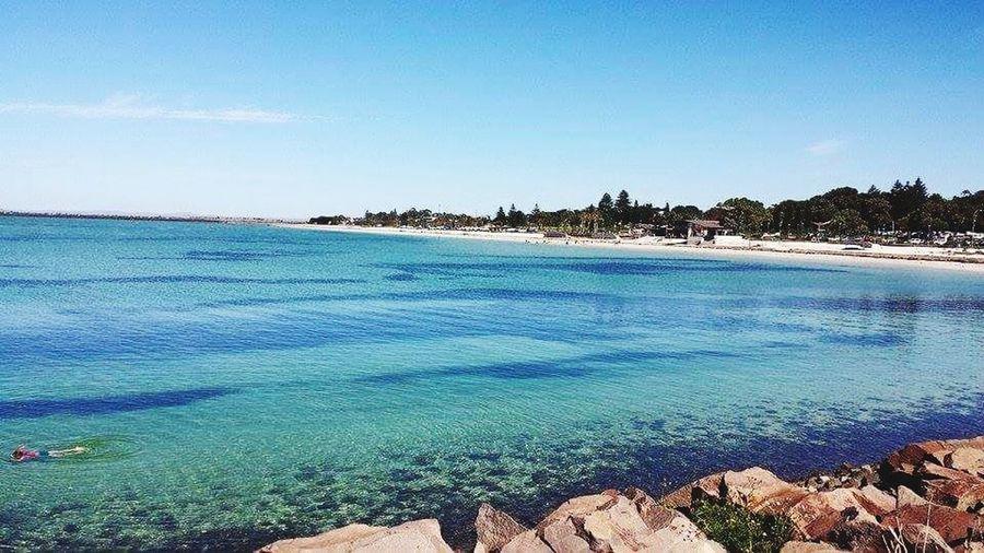 Coastline Tranquility Beach Vacations Scenics