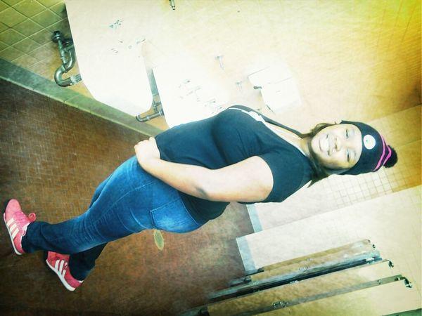 :) Chilling In School