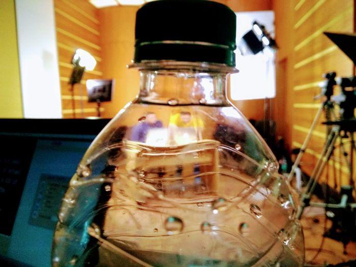 through the bottle Under Pressure