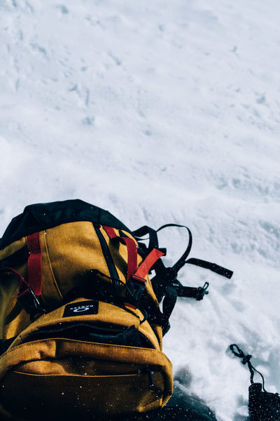 backpack and snowboarding Adventure Alps Backpack Blur Close Up Close-up Cold Temperature Day Extreme Sports Lonely National Park Oakley One Person Outdoors People Rucksack Skiing Snow Snow ❄ Snowboarding Sports Race Vacations Wandering Wanderlust Winter