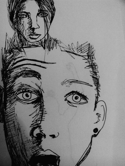offre de ton visage ce qui de ton âme reste sous un voile. Drawing Art Ash Stymest Face Poesie Boy
