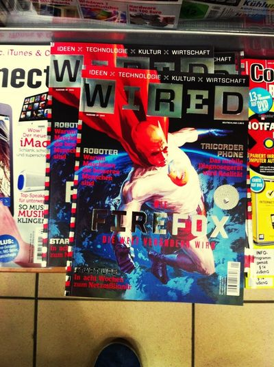 Catching Wired