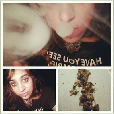 I make my own halo. Stoner Stonersassociation Smokerscircle SmokewithSKeTCH925 weed weedstagram 420 smoke joint