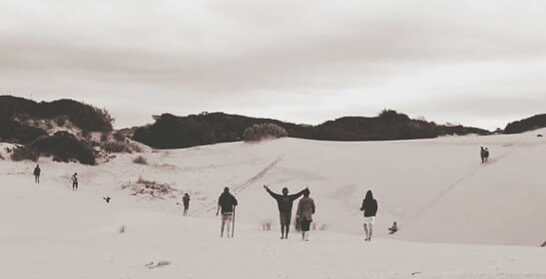 Capturing Freedom Sand Dunes Escape Birthdayvibes Sandboarding Witsand Longweekendtrip