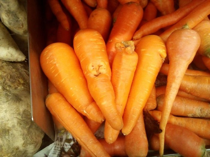 It's all about the genes . Genetically Modified Foods Special Carrot Genes Vegetable Carrot Orange Color