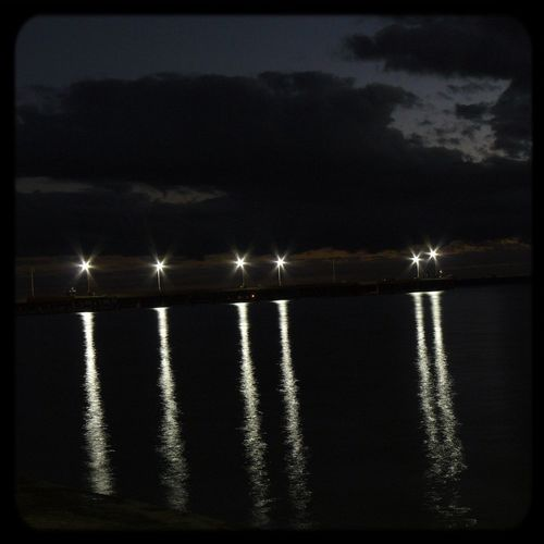 Water Reflections Laguna Chascomús