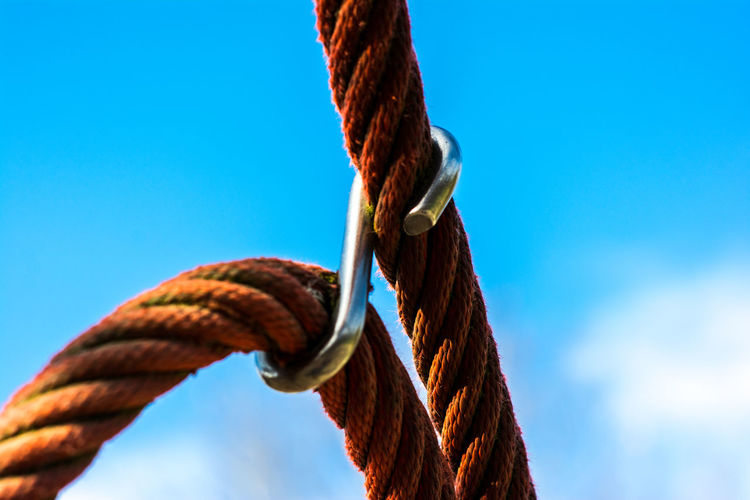 Detail Of Rope