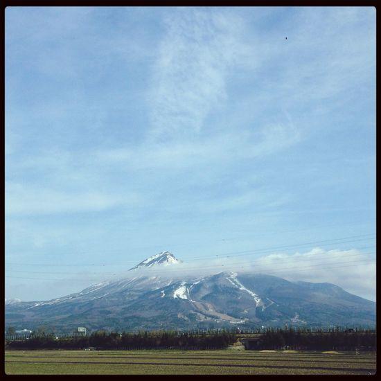Mt.Bandai 磐梯山ああ磐梯山、磐梯山