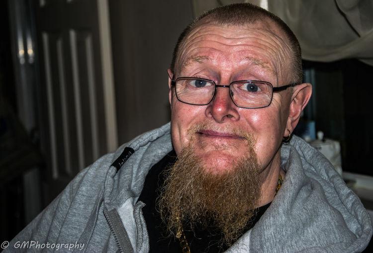 My Father Beard