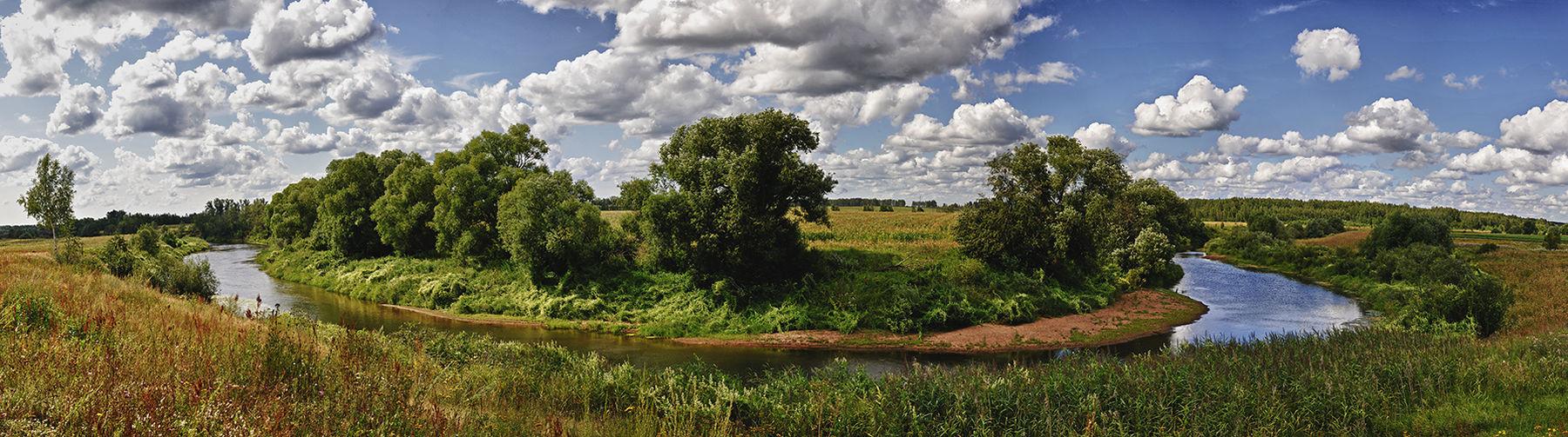 река Колокша