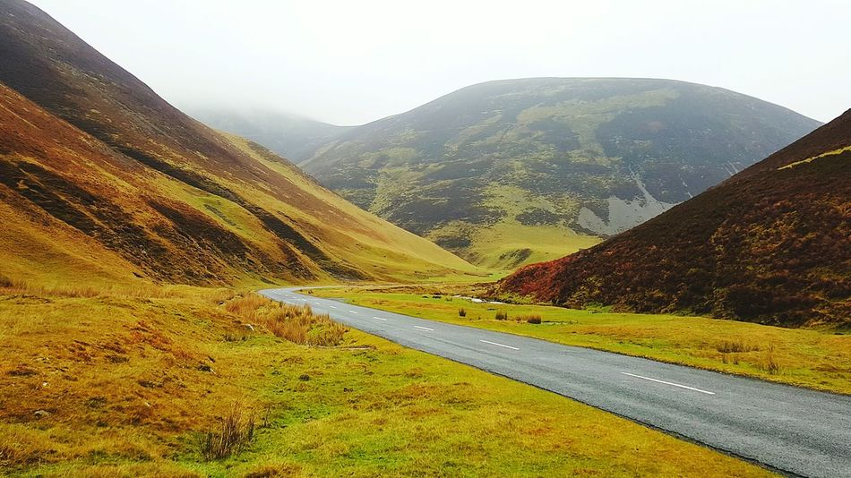 Taking Photos Hillside Hills Rolling Hills Scenic View Scenery Scotland 💕 Scotland Relaxing Hello World Roadside On The Road Roadtrip Road Trip Roads Roadscenes The Long Road Home On The Road Home Amazing View Scenery Shots Eye Em Scotland Enjoying The View