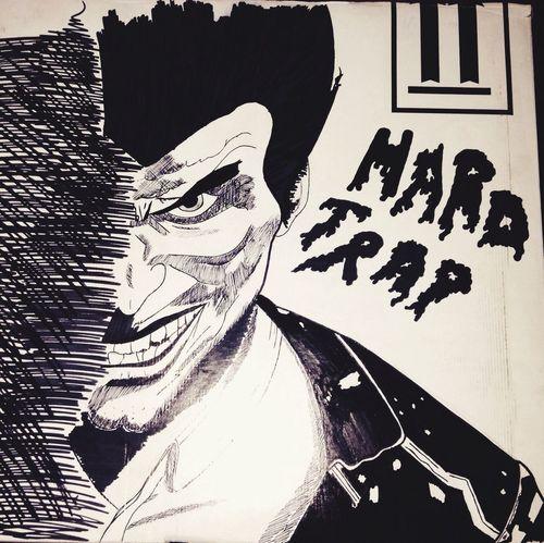 Mister Joker Batman Joker ArkhamCity Hard Trap Music Drawing