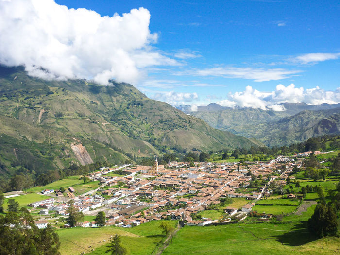 Beauty In Nature Boyacá, Colombia Cloud - Sky Cocuy Colombia Colombia ♥  Day EyeEm Nature Lover Green Color Landscape Mountain Mountain Range Nature No People Outdoors Scenics Sky Tranquil Scene Tranquility Tree