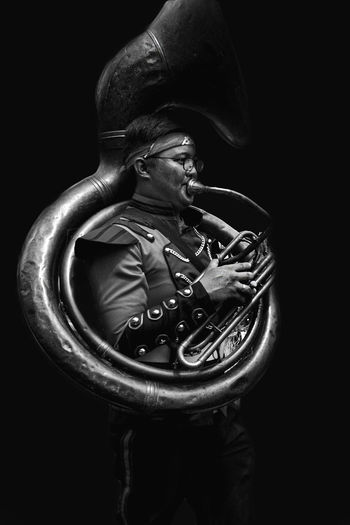Black And White Black Background Close-up Day EyeEm Gallery Eyeem Philippines Indoors  Musical Instrument Musician One Person Studio Shot The Portraitist - 2017 EyeEm Awards The Street Photographer - 2017 EyeEm Awards The Great Outdoors - 2017 EyeEm Awards EyeEm Selects Sommergefühle The Week On EyeEm