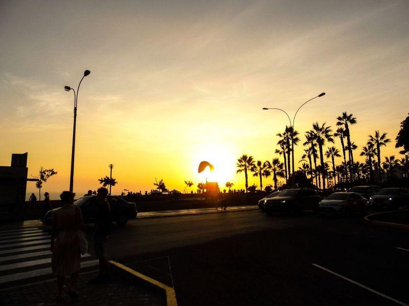 The Street Photographer - 2017 EyeEm Awards Silhouette Cloud - Sky Outdoors Sunset City Cityscape