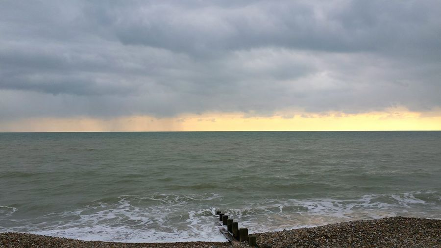 Showcase March Sussex Coast Sussex Stormy Weather Lookingout Englishchannel