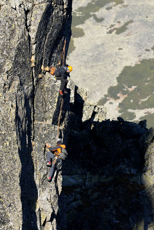 Adrenaline Adrenaline Junkie Adventure Alpinism Alpinismo Alpinist Challenge Climbing Danger Dangerous Day Extreme Extreme Sports Limitless Man Outdoors Ridge Rock - Object Rock Climbing Rope Sport Sports Sports Photography Team Transylvania