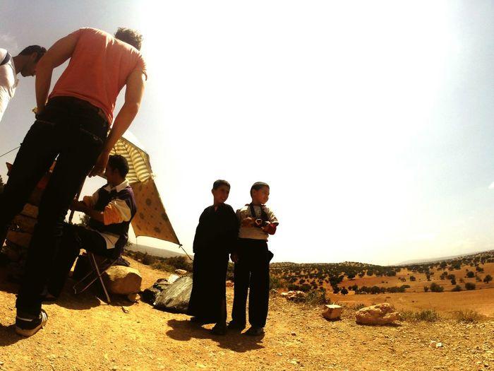 Morocco Hitchhiking Imousane Africa