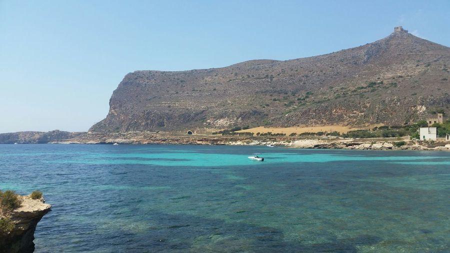 Favignana's Sea Sicily ❤️❤️❤️ Hello World Hi! Enjoying Life Sea Life