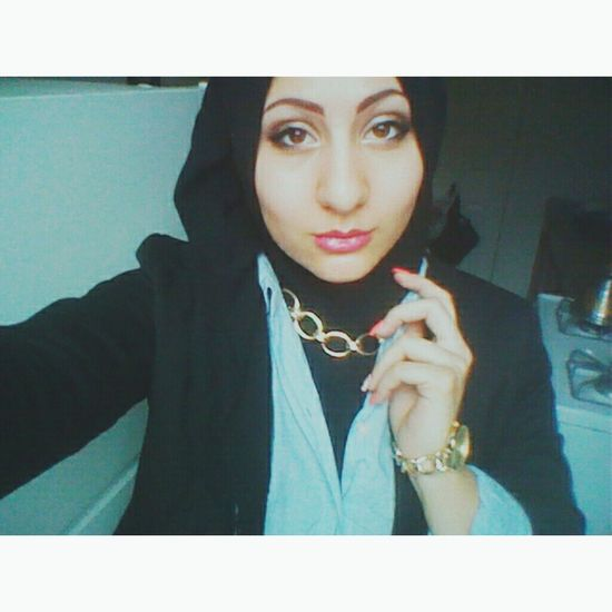 a selfie tho. Itsme Syrian Hijabi Whatchu Know About That