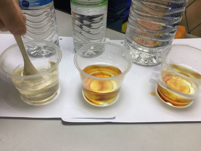 Experimenting Water Close-up Experience Ph Level Testing Ph Level In Water Experimental Alkalinity Alkaline Acidic