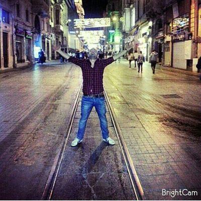 Rize Trabzon Istanbul Taksim Istiklal