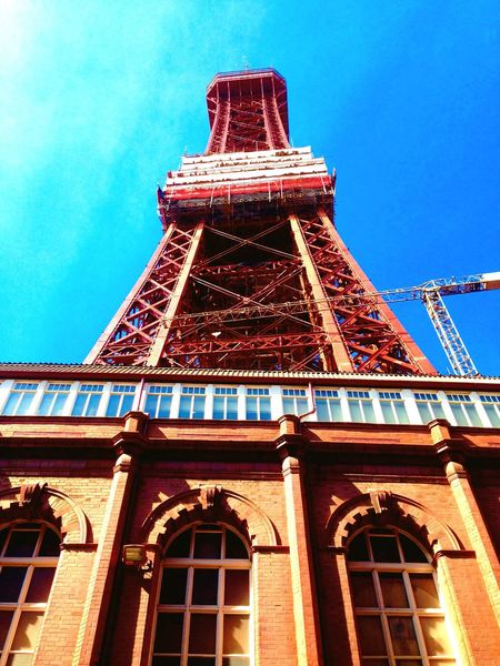 Historical Sights Still dominating Blackpool's skyline a century and more on.
